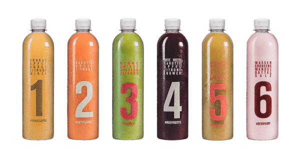 juice six-pack