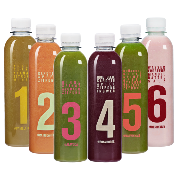 7-DAY JUICE CLEANSE