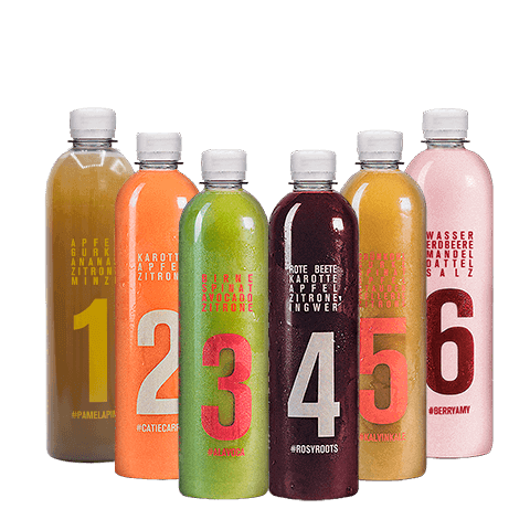 3-DAY JUICE CLEANSE